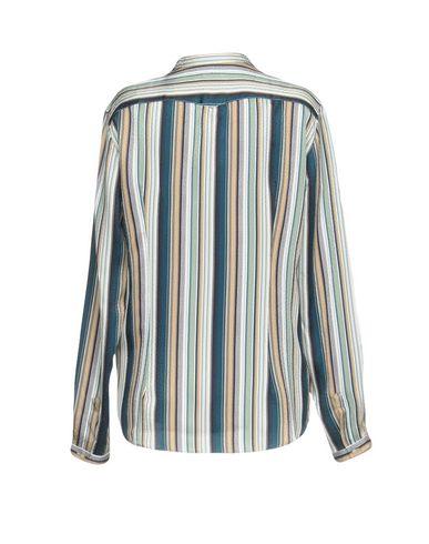 Massimo Alba Stripete Skjorter utløps nettsteder klassiker Slitesterk qUur8FKx