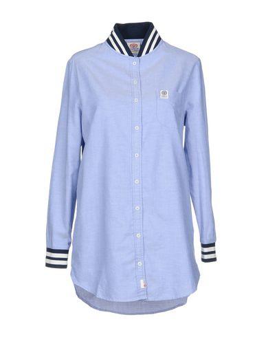 FRANKLIN & MARSHALL Hemden und Blusen einfarbig Günstig Kaufen Schnelle Lieferung 4mJZPR