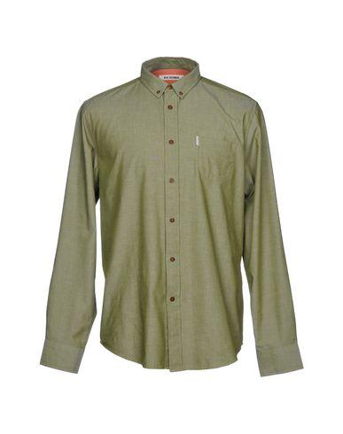 BEN SHERMAN Camisa lisa