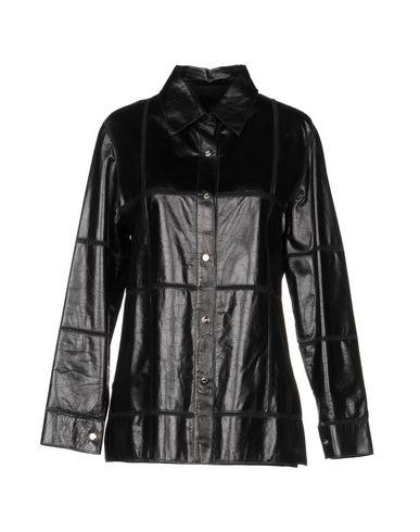 FENDI - Solid color shirts & blouses