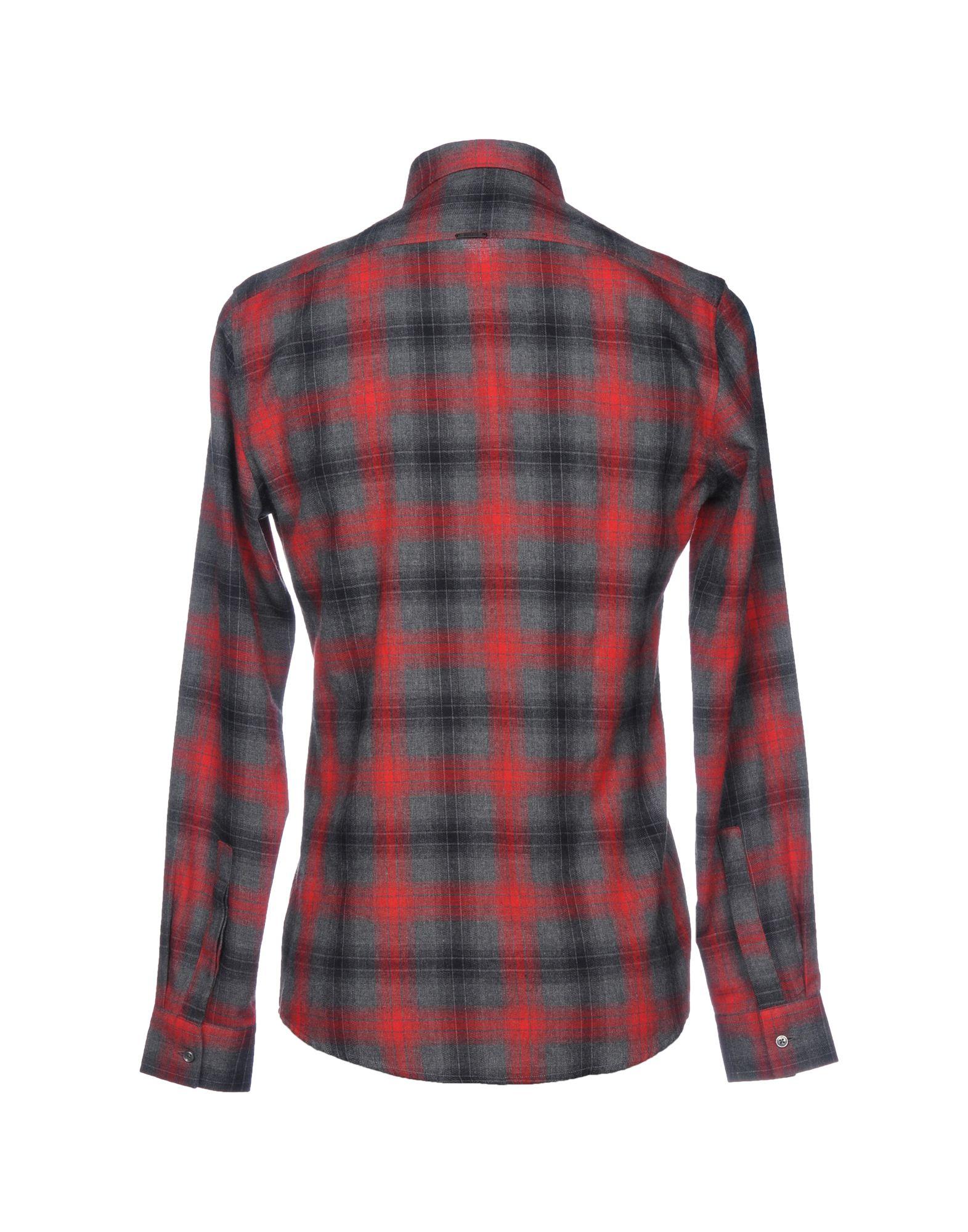 Camicia Quadri A Quadri Camicia Antony Morato Uomo - 38742811FN 10c0ff