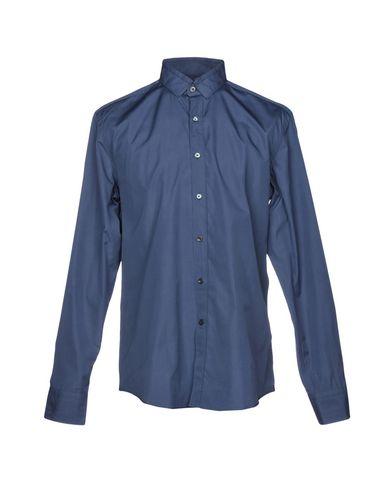 LANVIN Einfarbiges Hemd Fälschung online Fabrikverkauf online slW48vhz