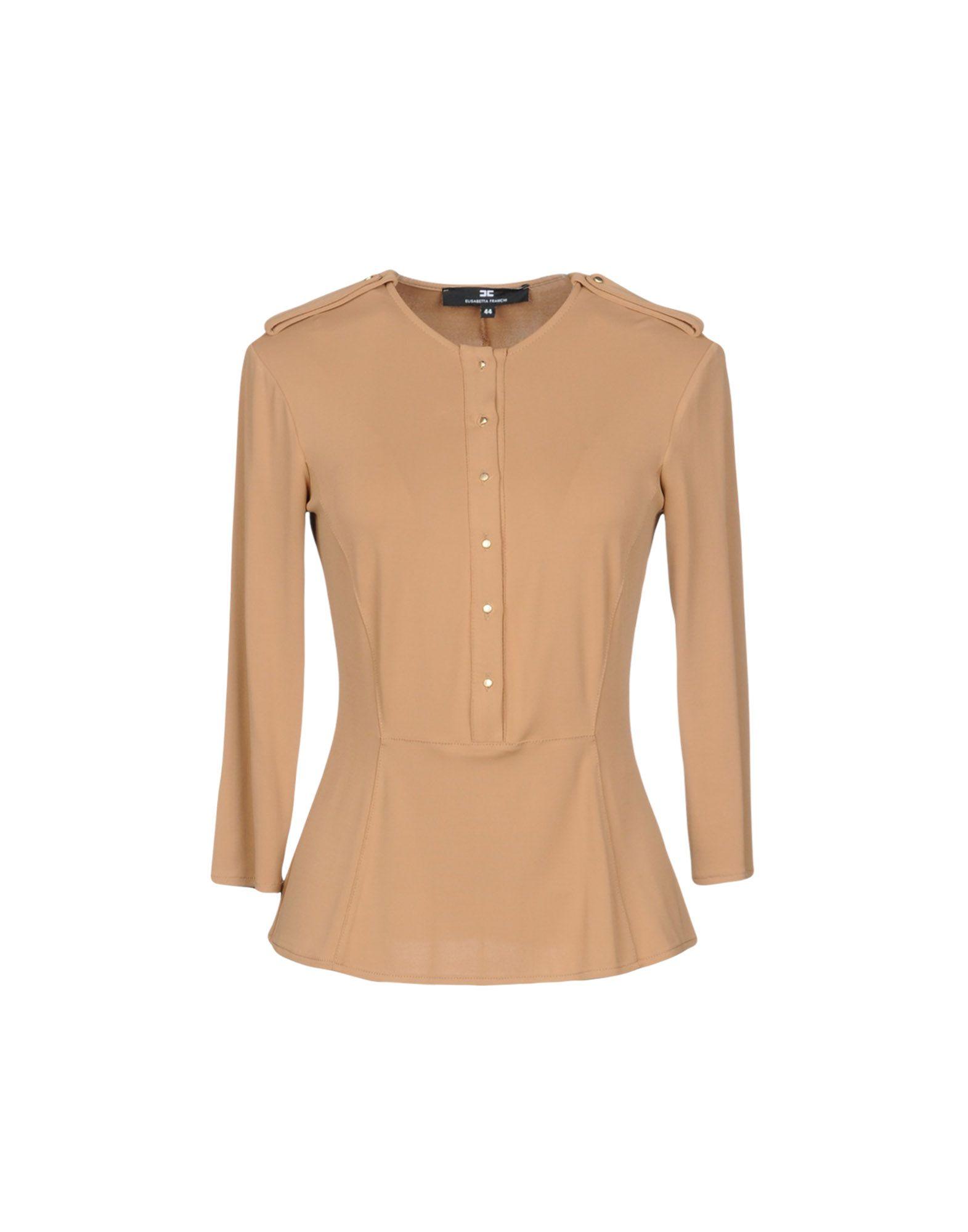 T-Shirt Elisabetta Franchi Donna - Acquista online su IhpYiTJD