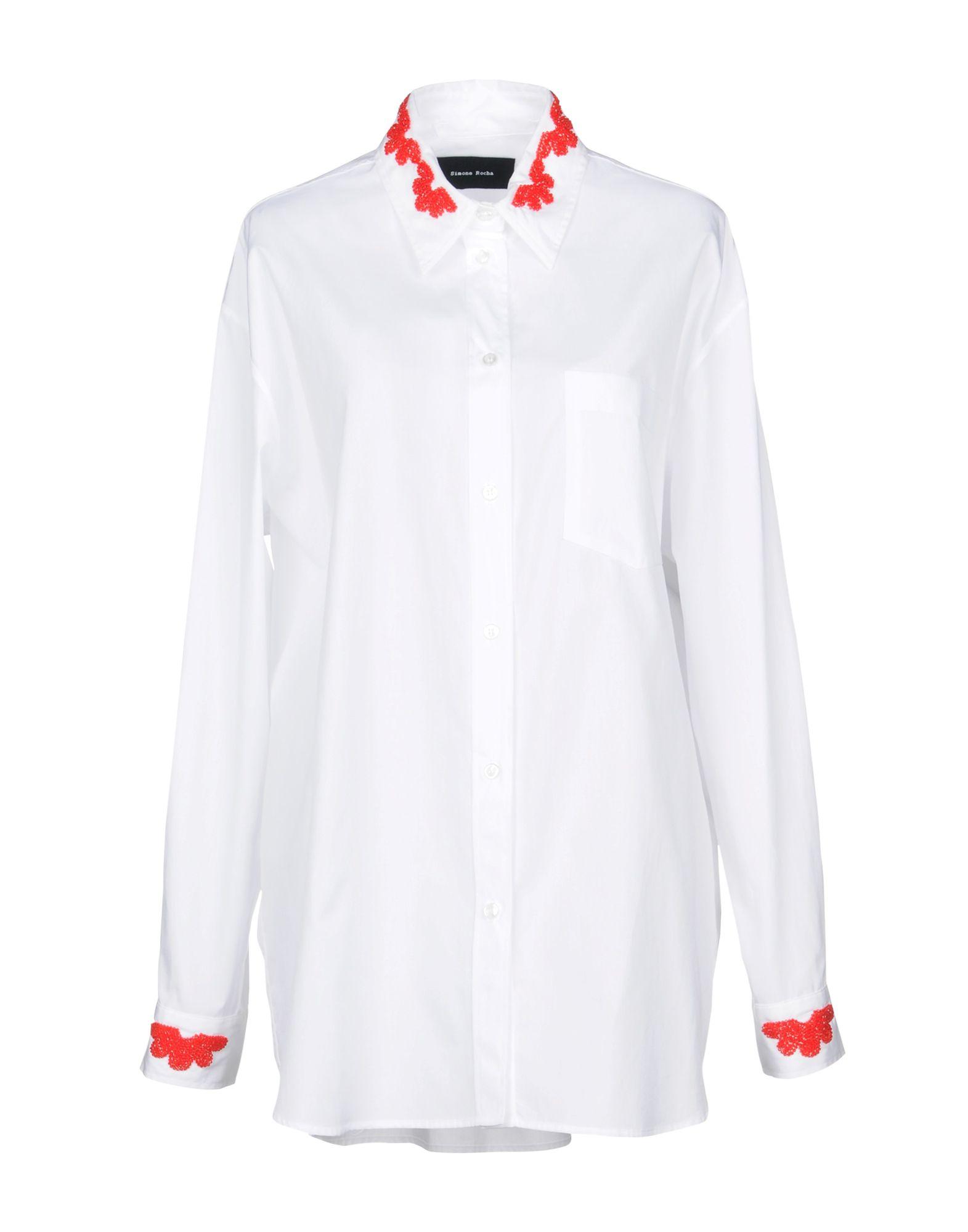 Camicie E Bluse Tinta Unita Simone Rocha Donna - Acquista online su Ef7AUztV25