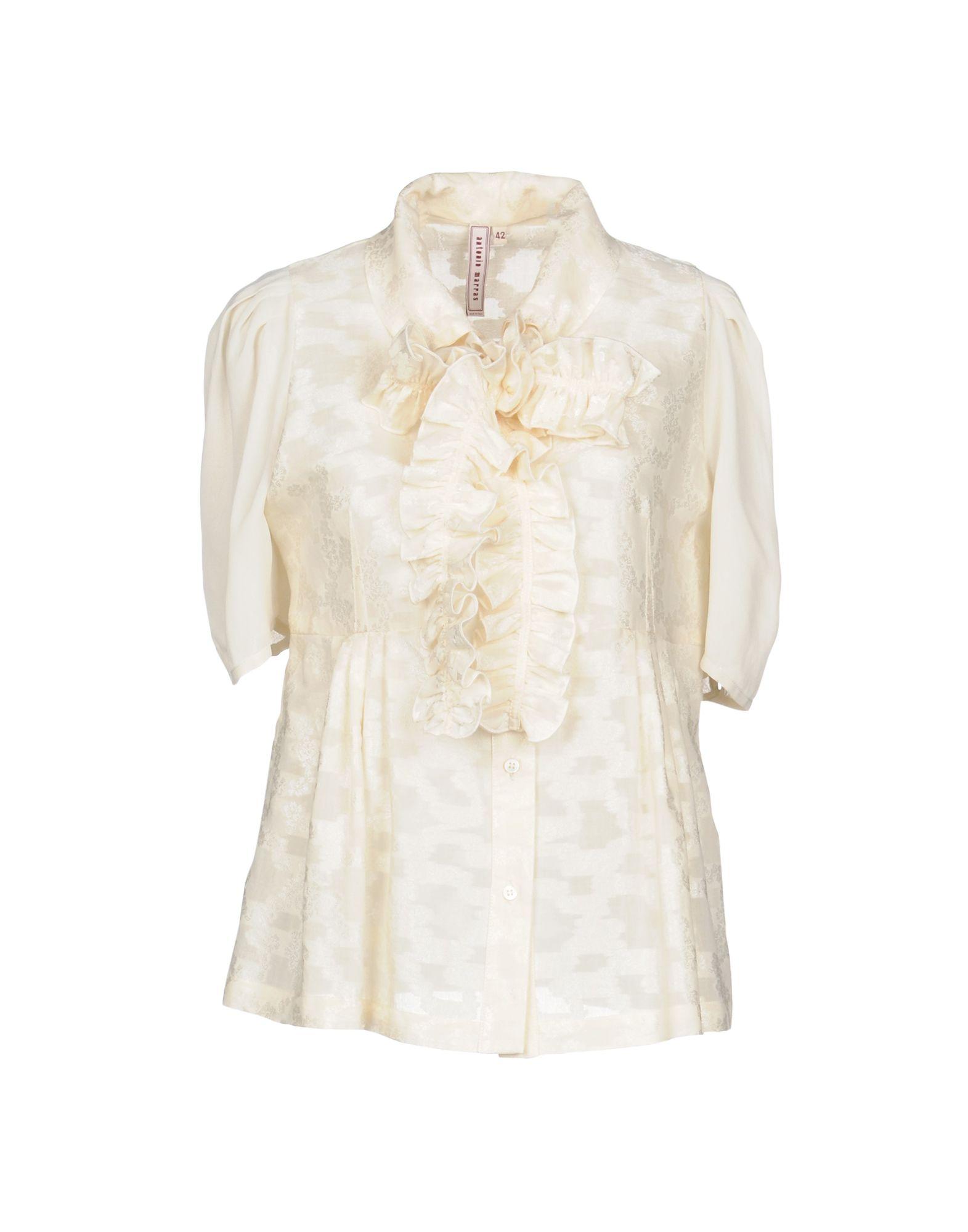 Camicie E Bluse Tinta Unita Antonio Marras Donna - Acquista online su 9vZlkc4M