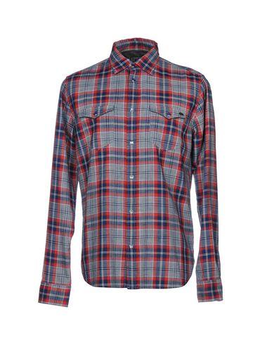 Pepe Jeans Rutete Skjorte billig nyte billig utforske super 1XwlIpgrKl