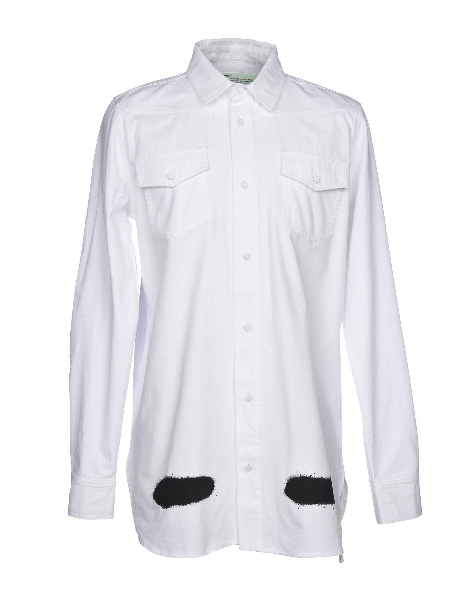 Camicia Tinta Unita Off-White™ Donna - Acquista online su