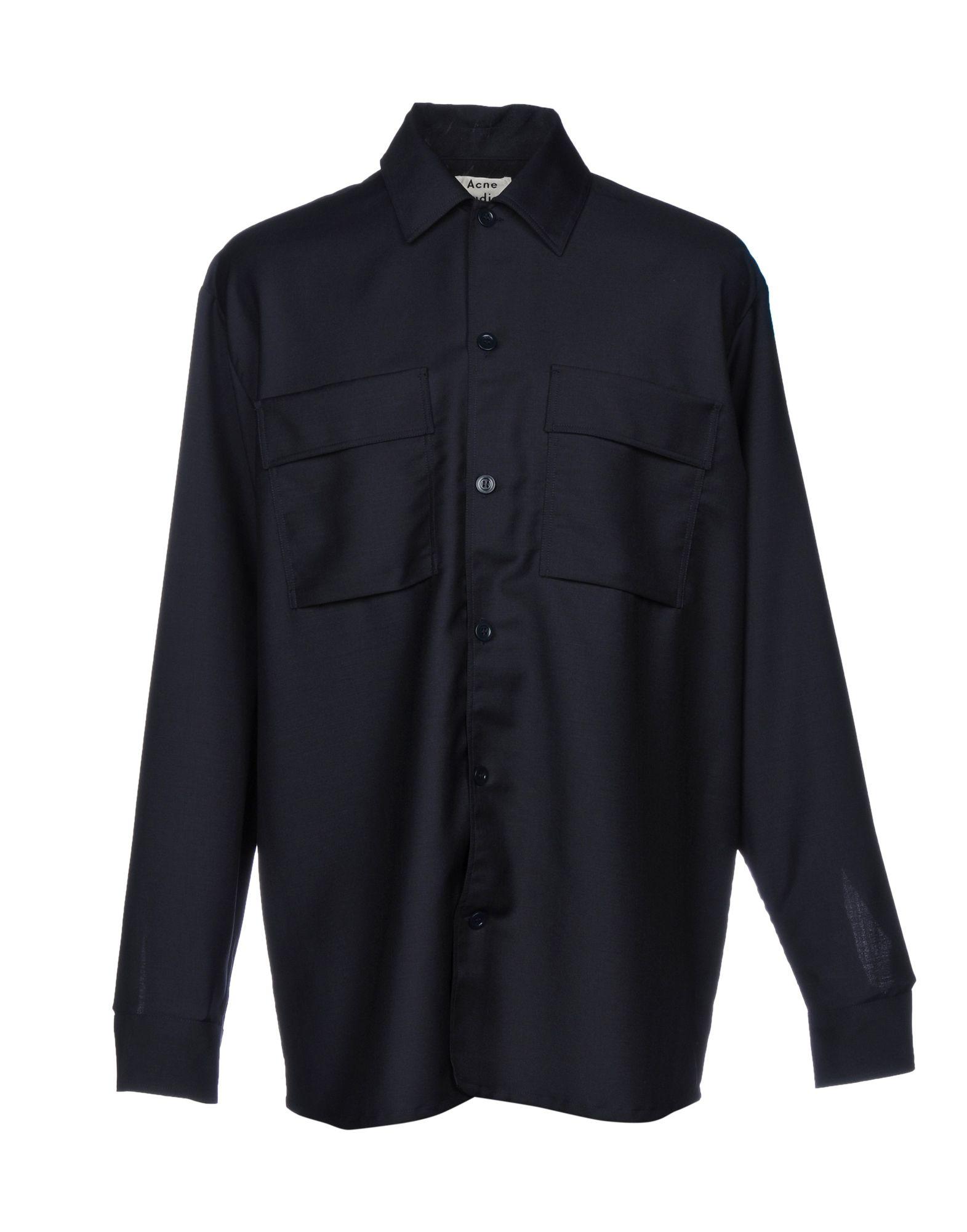 Camicia Tinta Unita Acne Studios Donna - Acquista online su