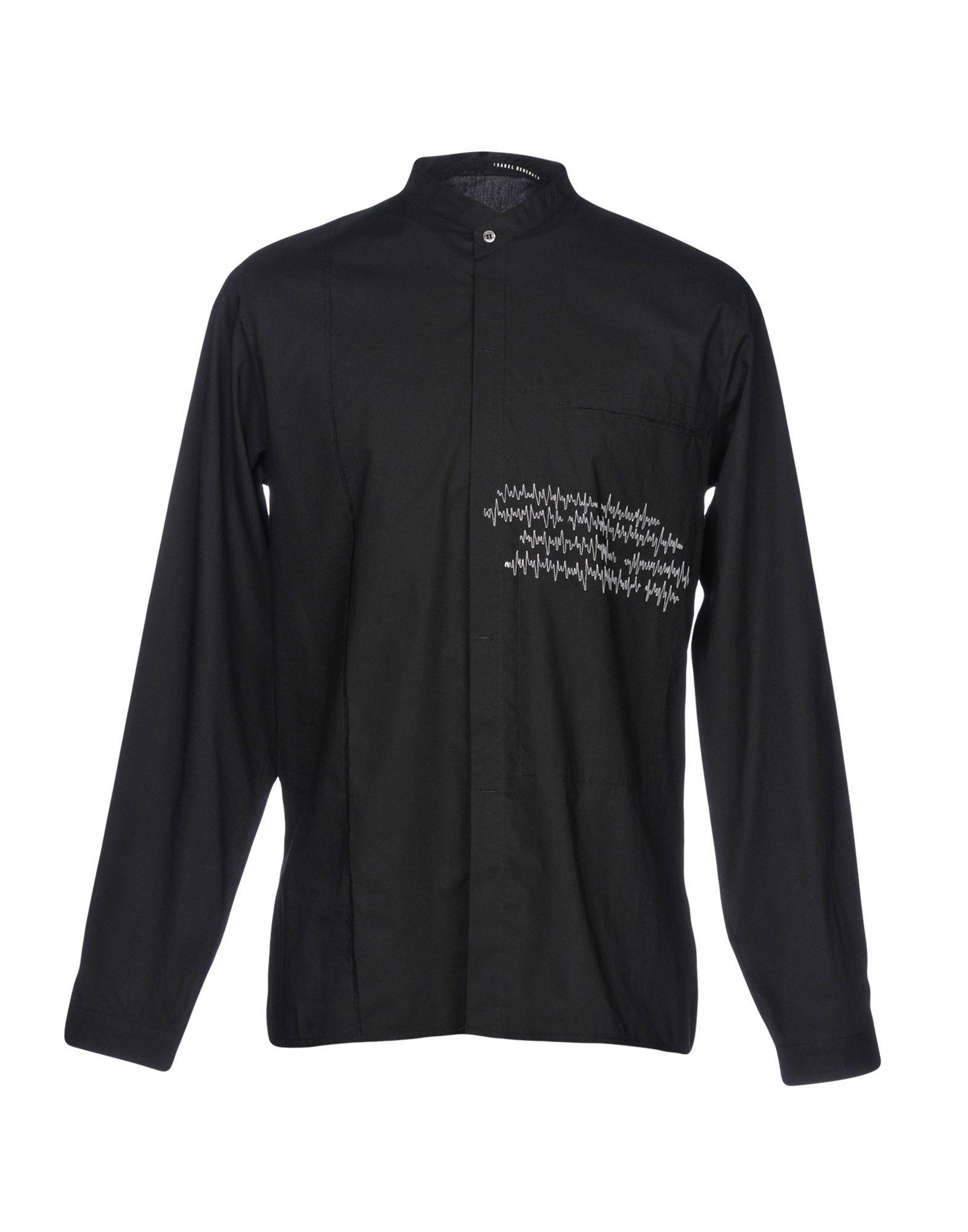 Camicia Tinta Unita Isabel Benenato Donna - Acquista online su
