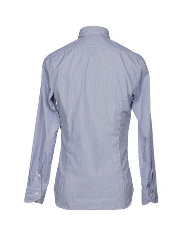 Caliban Stripete Skjorter utløp 2014 unisex salg stikkontakt steder billig salg perfekt fantastisk Xuotlt