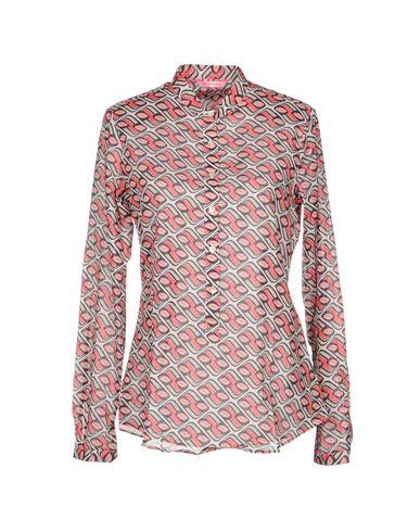 NOUVELLE FEMME Hemden und Blusen mit Muster Abstände der Auslässe Kostenloser Versand Original Eastbay für Verkauf 3jdqyhIV1A