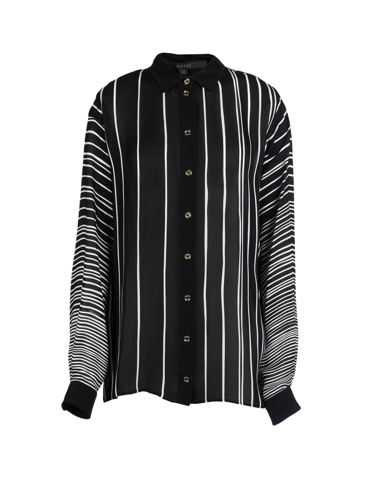 4cebed8e Gucci Patterned Shirts & Blouses - Women Gucci Patterned Shirts ...