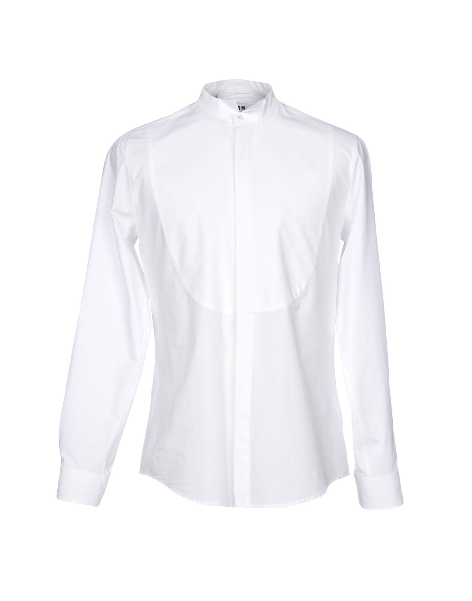 Camicia Tinta Unita Msgm Uomo - 38743608GP 38743608GP 38743608GP fe1ffb