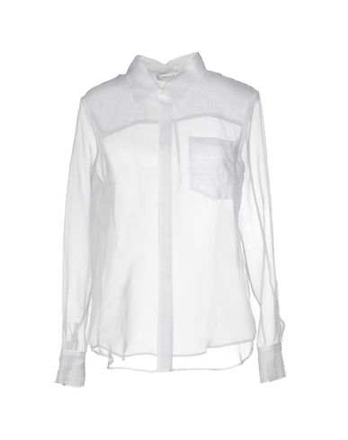 Milly Silk Shirts & Blouses   Shirts by Milly