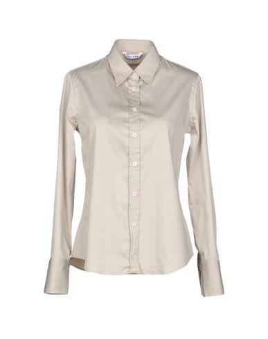 CALIBAN Camisas y blusas lisas