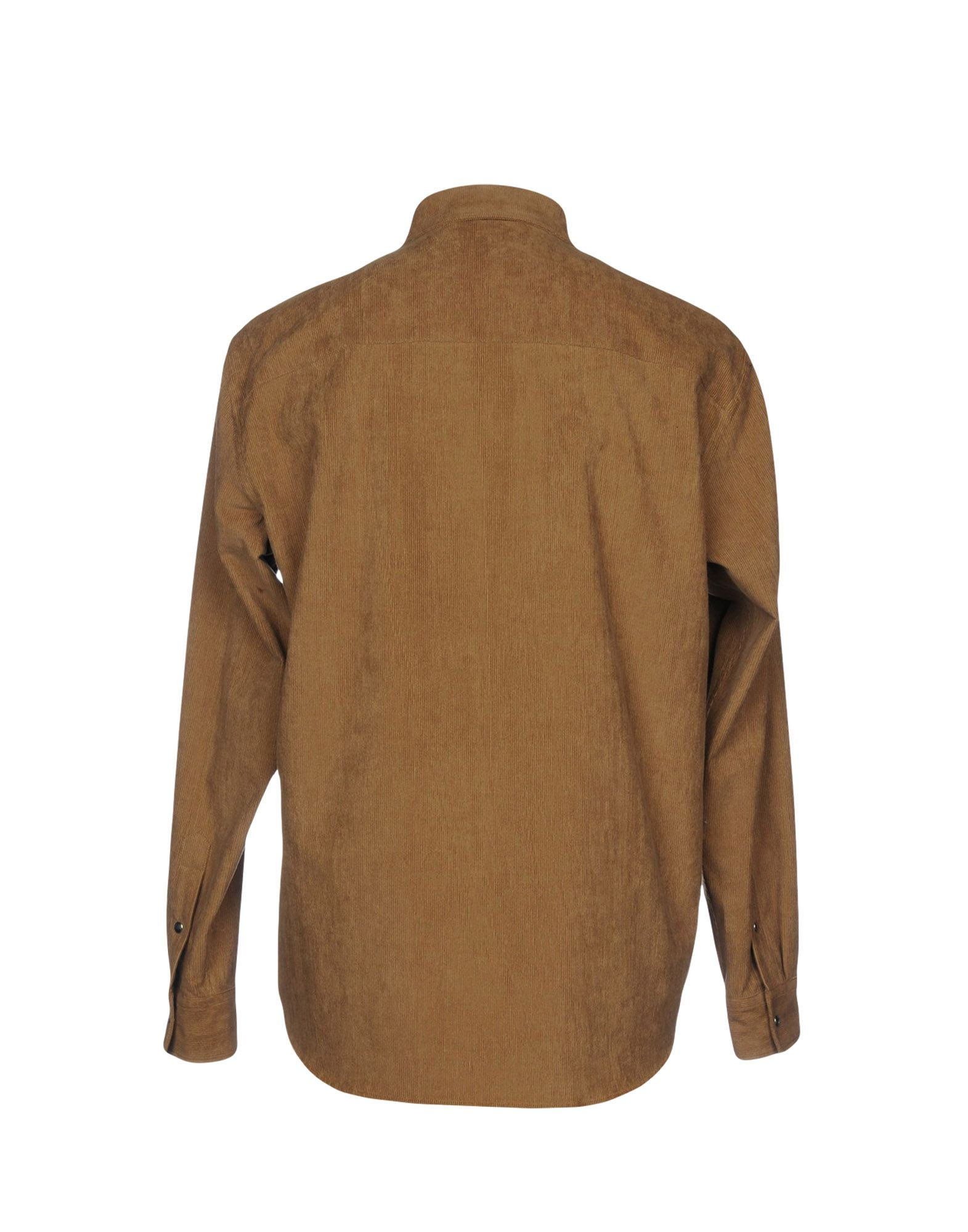 Camicia Tinta Unita Msgm Uomo - 38743842GW 38743842GW - 230cad