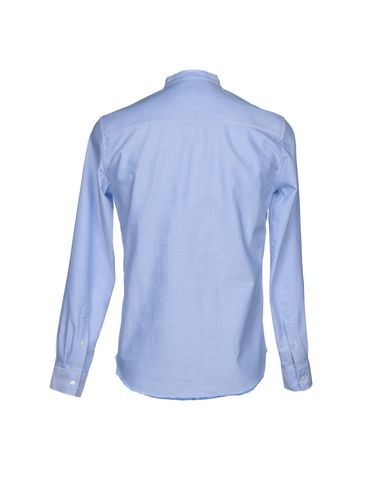MSGM Einfarbiges Hemd