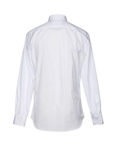 Verkauf Verkauf Online DSQUARED2 Einfarbiges Hemd Authentisch Günstig Kaufen Erstaunlichen Preis SG3YLbT