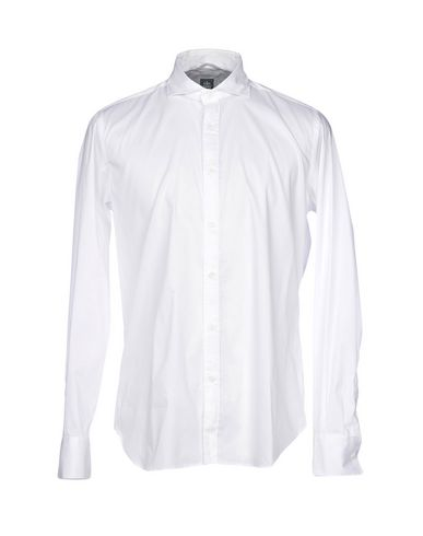 ELEVENTY Einfarbiges Hemd