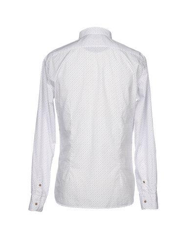 Aglini Trykt Skjorte utløp Manchester footaction billig pris sneakernews online kbBZw
