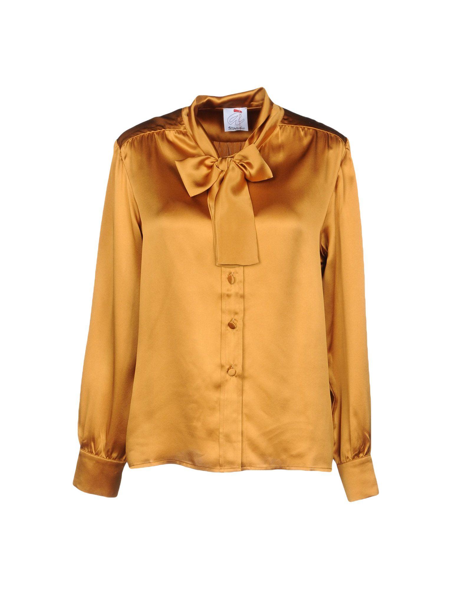 Camicie E Bluse Con Fiocco Ultra'chic Donna - Acquista online su rHz8Ox