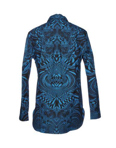 Marcelo Burlon Trykt Skjorte utløp fasjonable tappesteder billig online klaring bestselger utløp for online 8cWbOiK