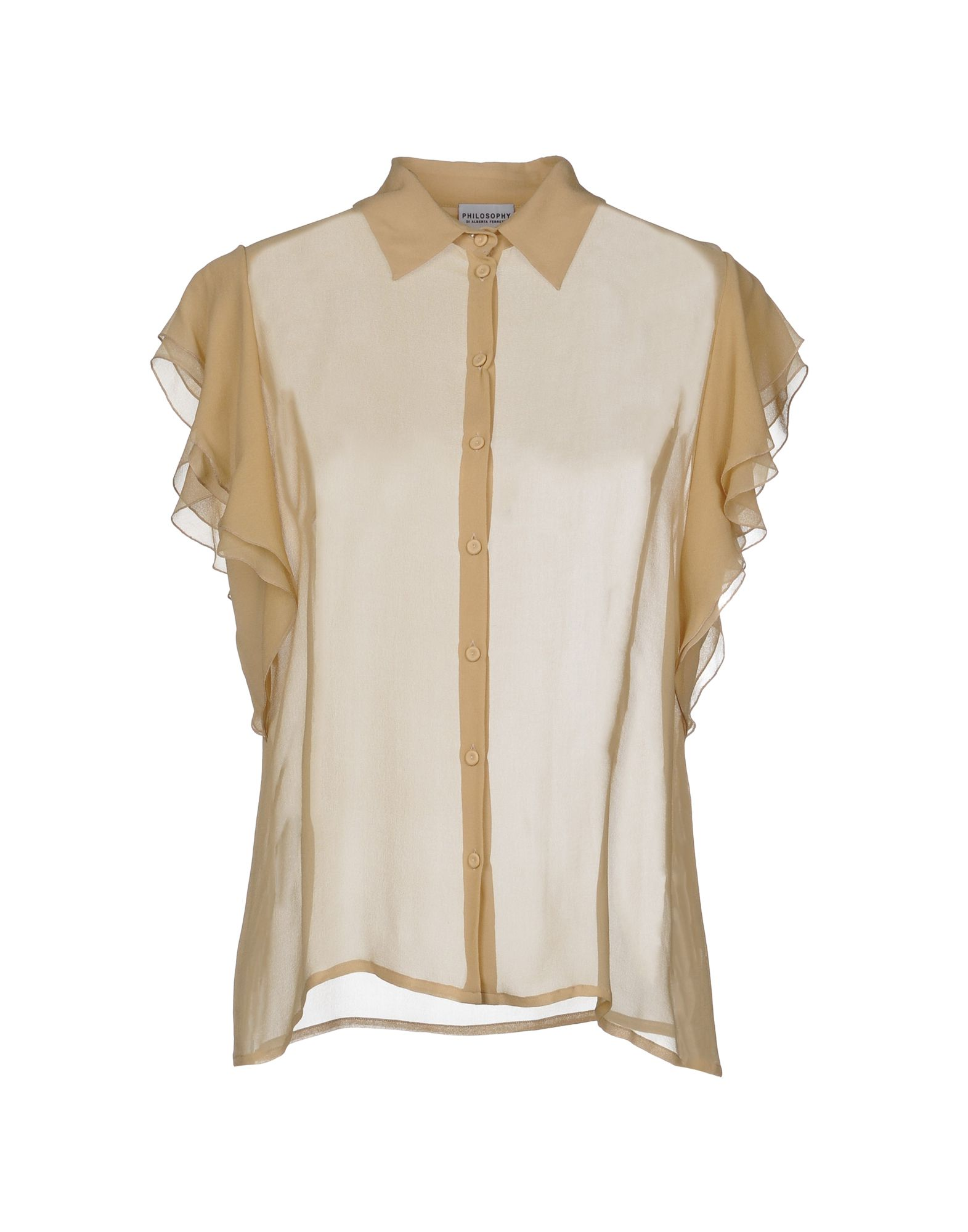 Camicie E Bluse In Seta Philosophy Di Alberta Ferretti Donna - Acquista online su fQk7PIT2