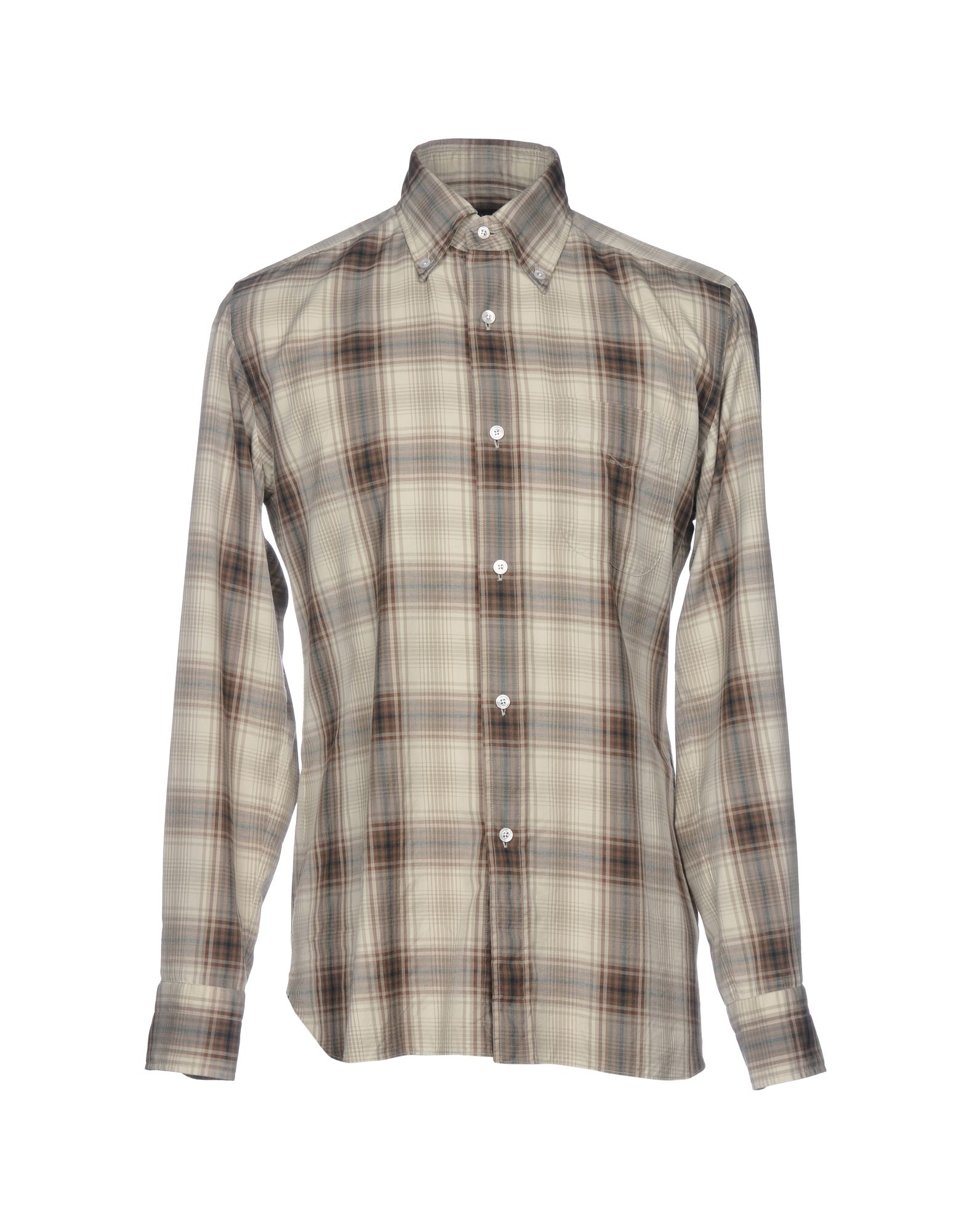 Camicia A Quadri Tom Ford Donna - Acquista online su