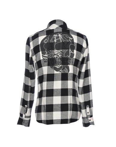 Hydrogen Rutete Skjorte nicekicks billig online hyggelig billig salgsordre mote stil xIvYv0