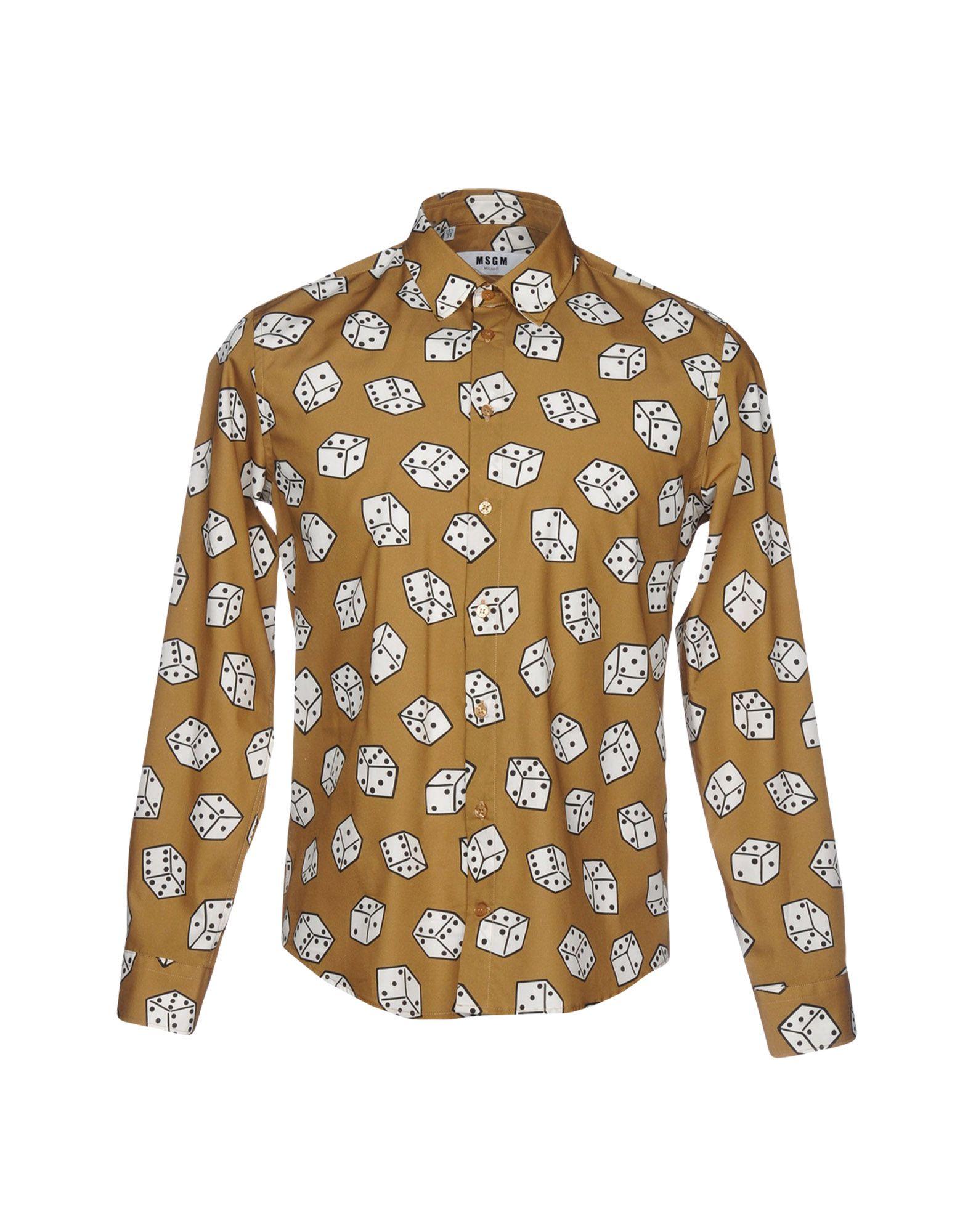 Camicia Fantasia Msgm Donna - Acquista online su
