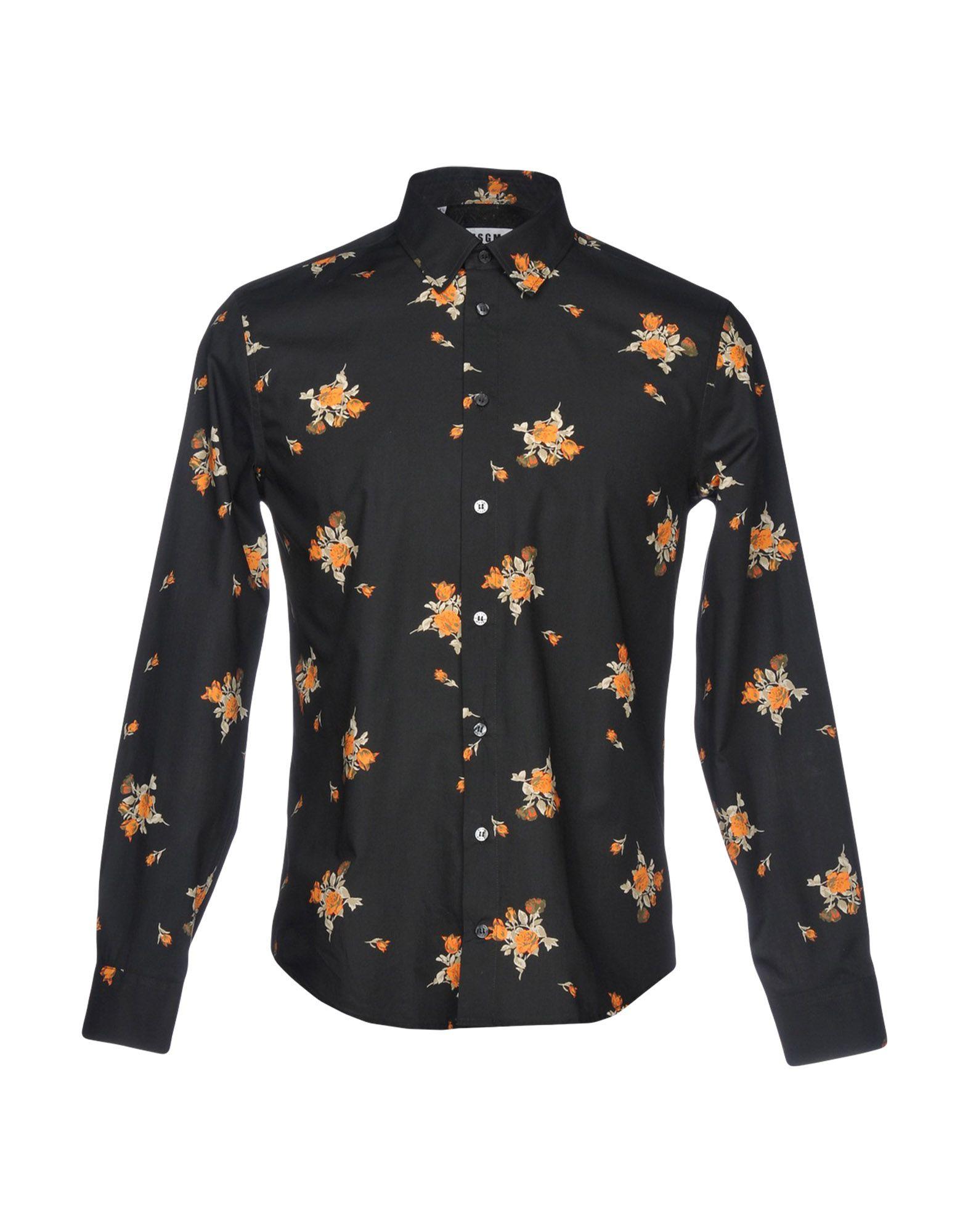 Camicia Fantasia Msgm herren - 38744870KK