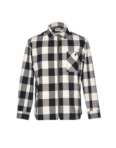 Edwin Checked Shirt - Men Edwin Checked Shirts online on YOOX ... fd75c794f6e