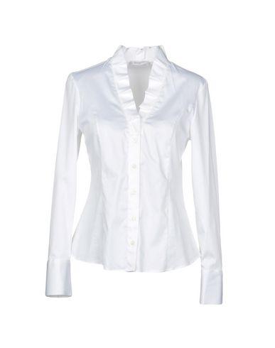 butikkens for billig pris Zanetti 1965 Skjorter Og Bluser Jevne 1H80fL6Hm