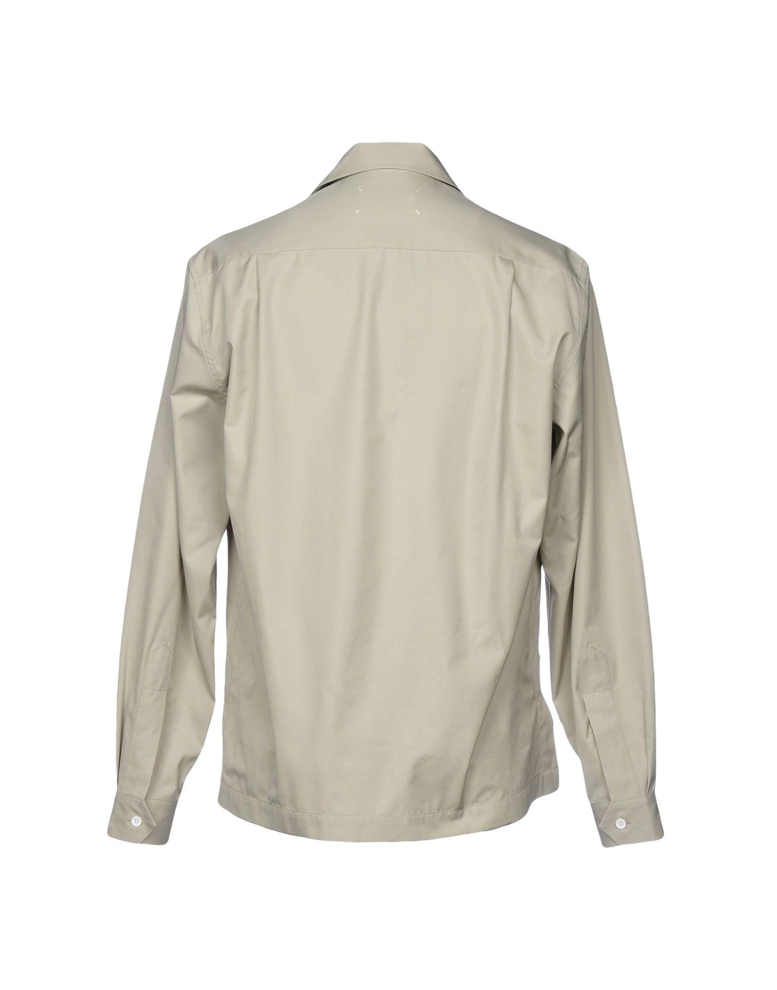 Camicia Tinta Margiela Unita Maison Margiela Tinta Uomo - 38745218XG 38a2ca