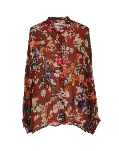 Essentiel Antwerp Hemden Und Blusen Mit Blumen Damen - Hemden Und ... f629c23856