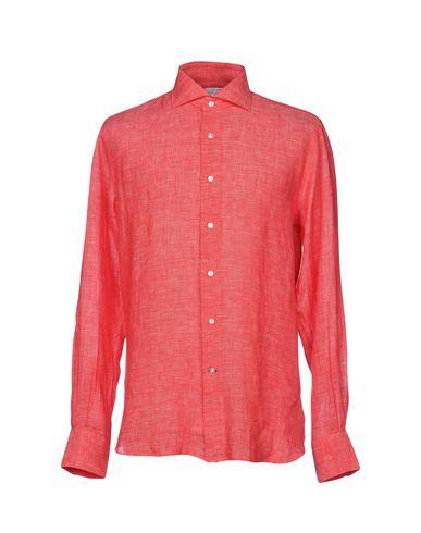 43d8baca707 Orian Linen Shirt - Men Orian Linen Shirts online on YOOX United ...