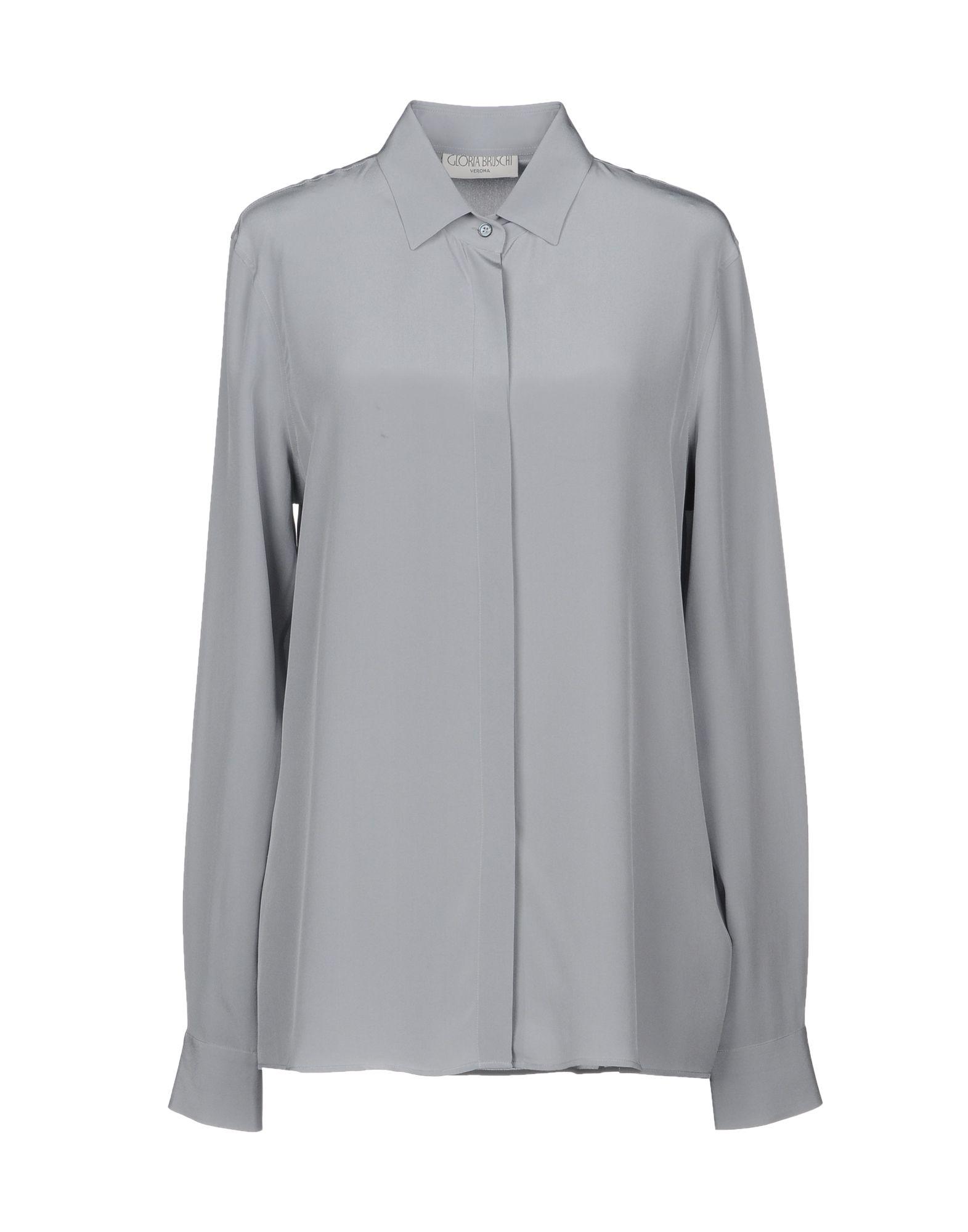 detailed pictures acd0c 0c7ae GLORIA BRUSCHI VERONA Silk shirts & blouses - Shirts | YOOX.COM