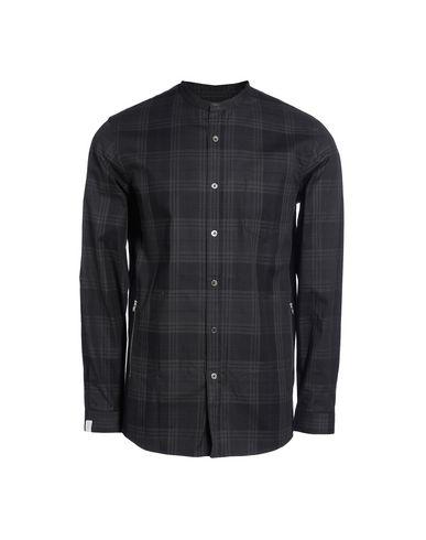 MARVY JAMOKE Patterned Shirt in Black