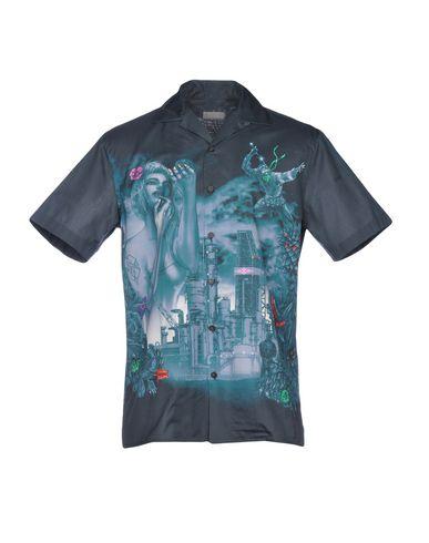 Lanvin Рубашка с рисунком   Рубашки U by Lanvin