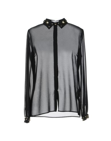 Versace Samling Skjorter Og Bluser Glatte billig amazon klaring limited edition salg med paypal Ua0U37