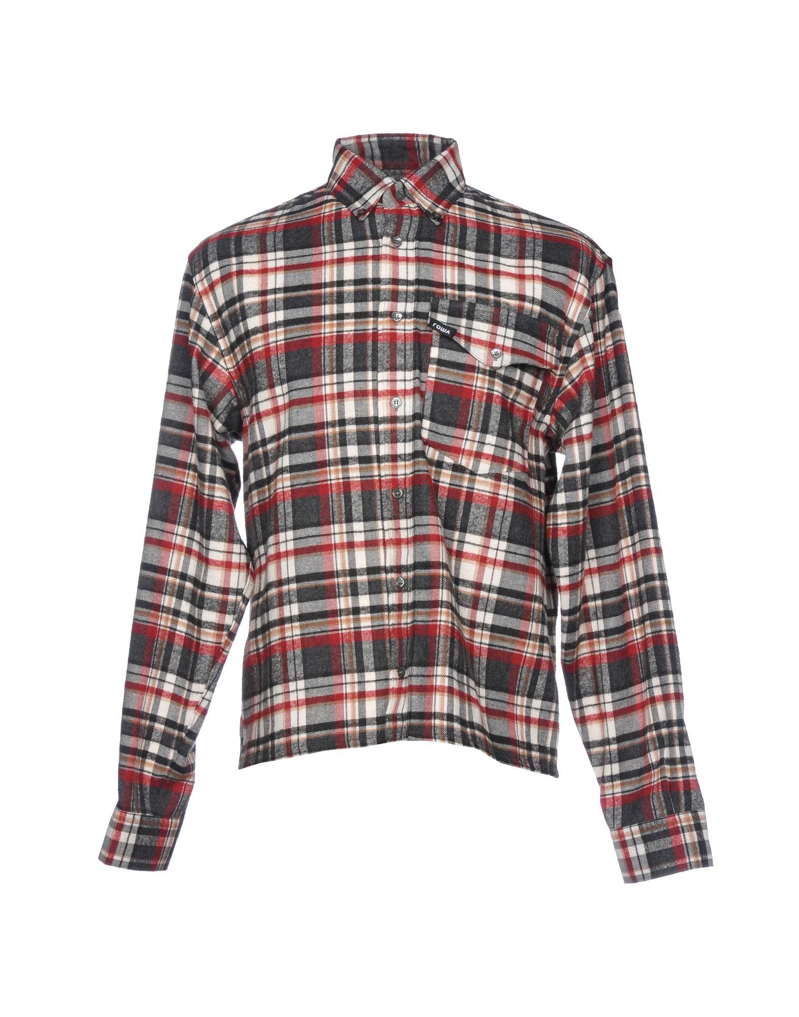 Camicia A Quadri Gosha Rubchinskiy Donna - Acquista online su