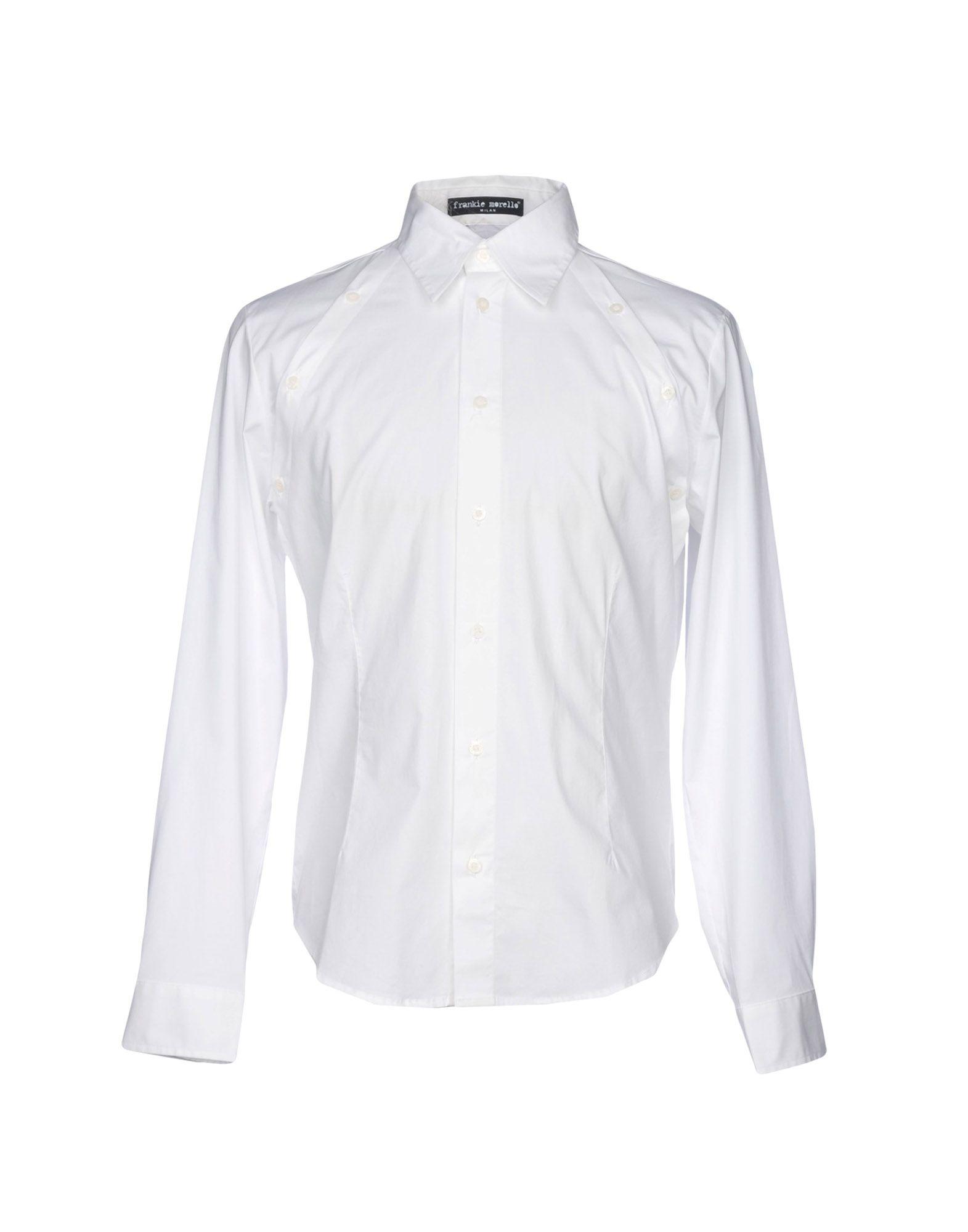 Camicia Tinta Unita Frankie Morello Donna - Acquista online su