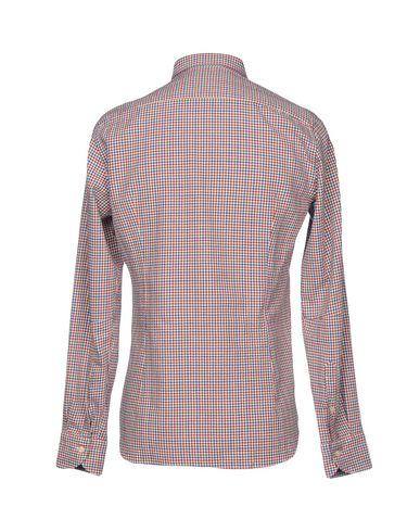 Mattei Tintoria Rutete Skjorte 954 beste billige online salg 2014 VTyUTVc