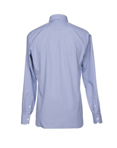 Luigi Borrelli Napoli Camisa De Cuadros gratis frakt 2014 wIEdKimh