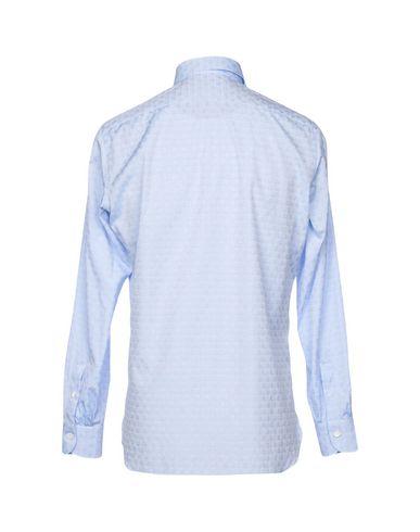 LUIGI BORRELLI NAPOLI Hemd mit Muster