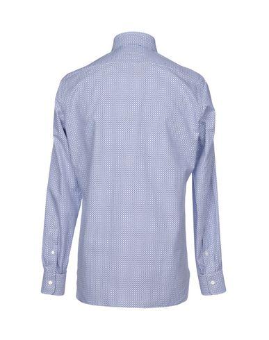 klaring butikk klaring for Luigi Borrelli Napoli Camisa De Cuadros billig nettbutikk tilbud for salg xR79syN