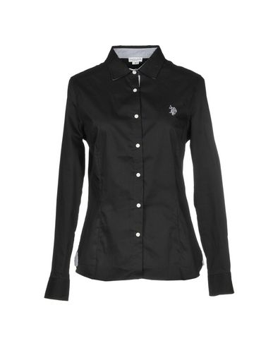 Uspolo Assn. Uspolo Assn. Camisas Y Blusas Lisas Skjorter Og Bluser Glatte tappesteder på nettet MIMDC9