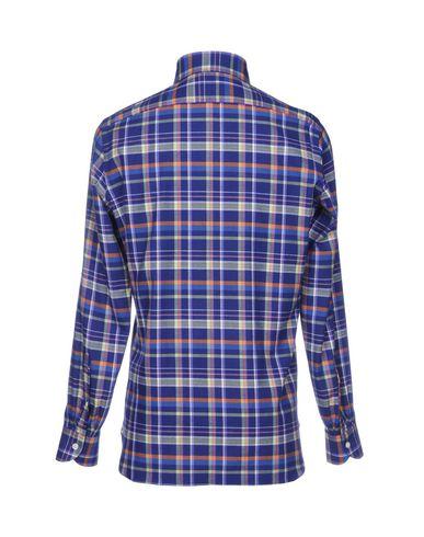 Luigi Borrelli Napoli Camisa De Cuadros kjøpe nyeste kjøpe billig perfekt clearance 100% bnDapzX