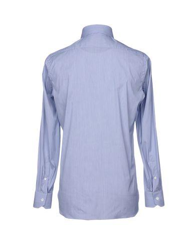 Luigi Borrelli Napoli Camisa Lisa salg valg Valget billig online største leverandør gratis frakt footaction billig falske D0zvyQ