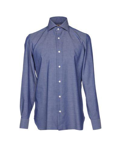 Luigi Borrelli Napoli Camisa Estampada salg beste stedet 2015 online Outlet store Steder salg pre-ordre få autentiske QdSOcoxt